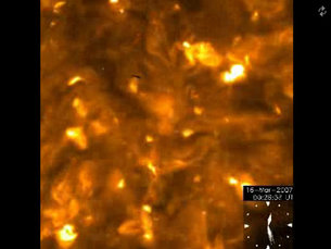 X-ray bright spots on the solar surface