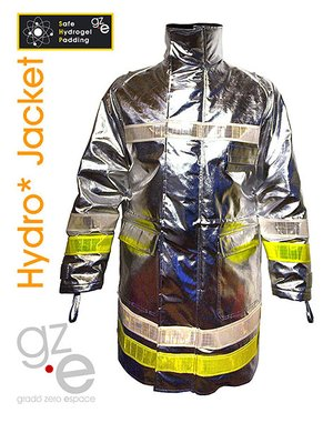 Hydro*jacket for firefighters