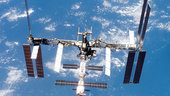ISS configuration after STS-117