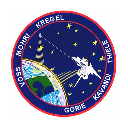 STS-99 patch, 2000