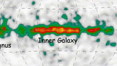 Tracing massive stars in the Galaxy