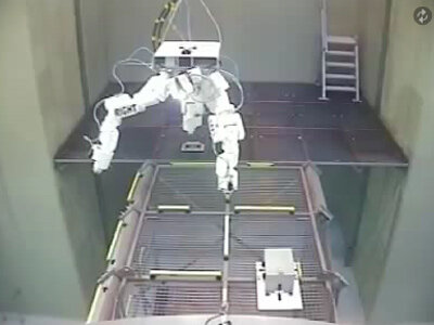 Eurobot could be used to assist astronauts during extra vehicular activites