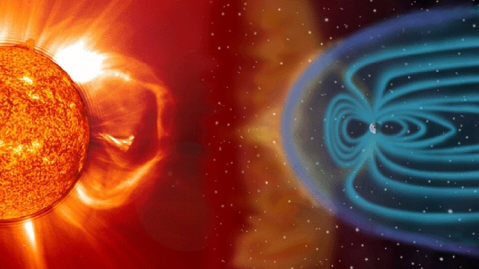 Solar winds and the magnetosphere