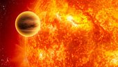 Transiting exoplanet HD 189733b