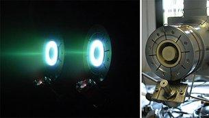 Low-power Hall effect propulsion system / SME Achievements
