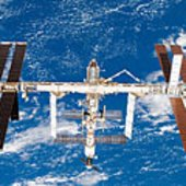 ISS - 19 August 2007