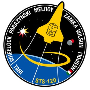 NASA's STS-120 patch