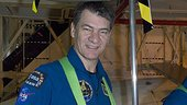 Paolo Nespoli during CEIT