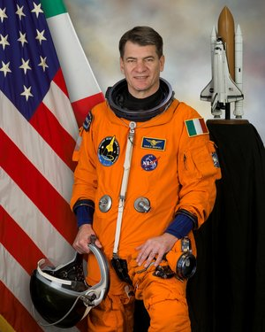 Paolo Nespoli, STS-120 mission specialist