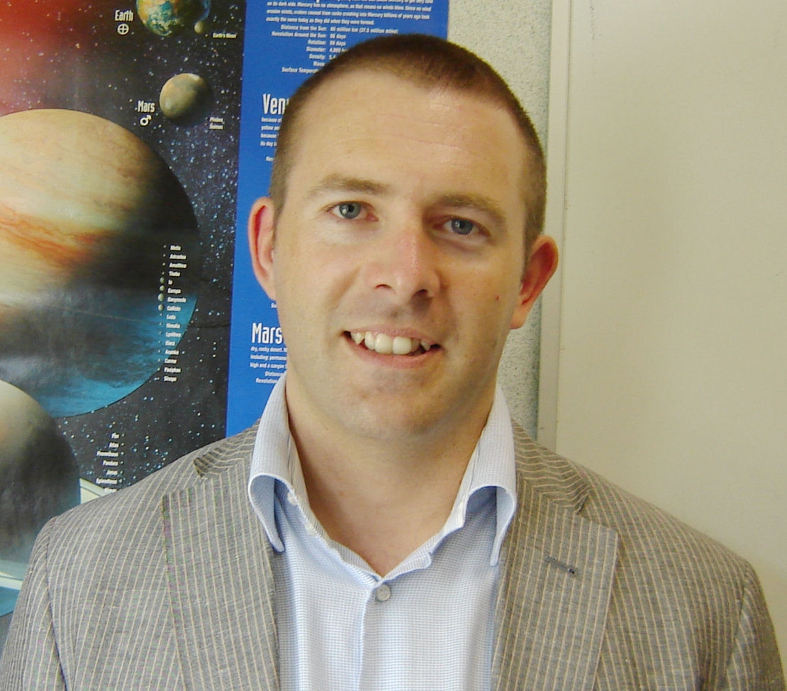 Meet the team - introduction: Roger Walker / Young Engineers