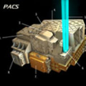 Artist's impression of PACS