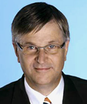 Peter Hintze, Parliamentary Secretary of State