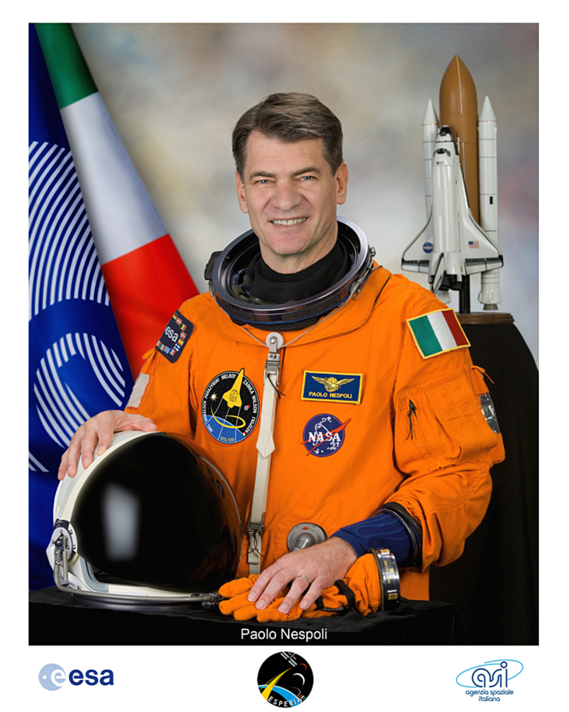A complex mission for the STS-120 crew, which includes ESA astronaut Paolo Nespoli