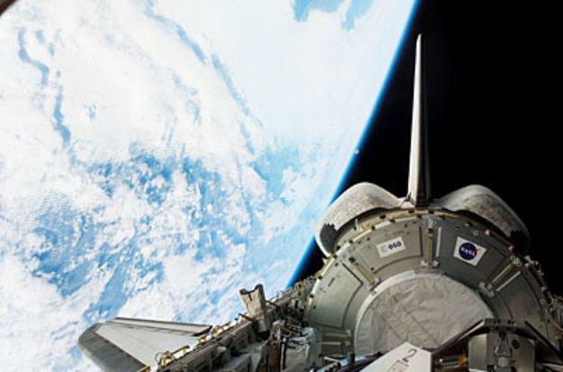 Harmony looks ahead to the international space station for When was the international space station built