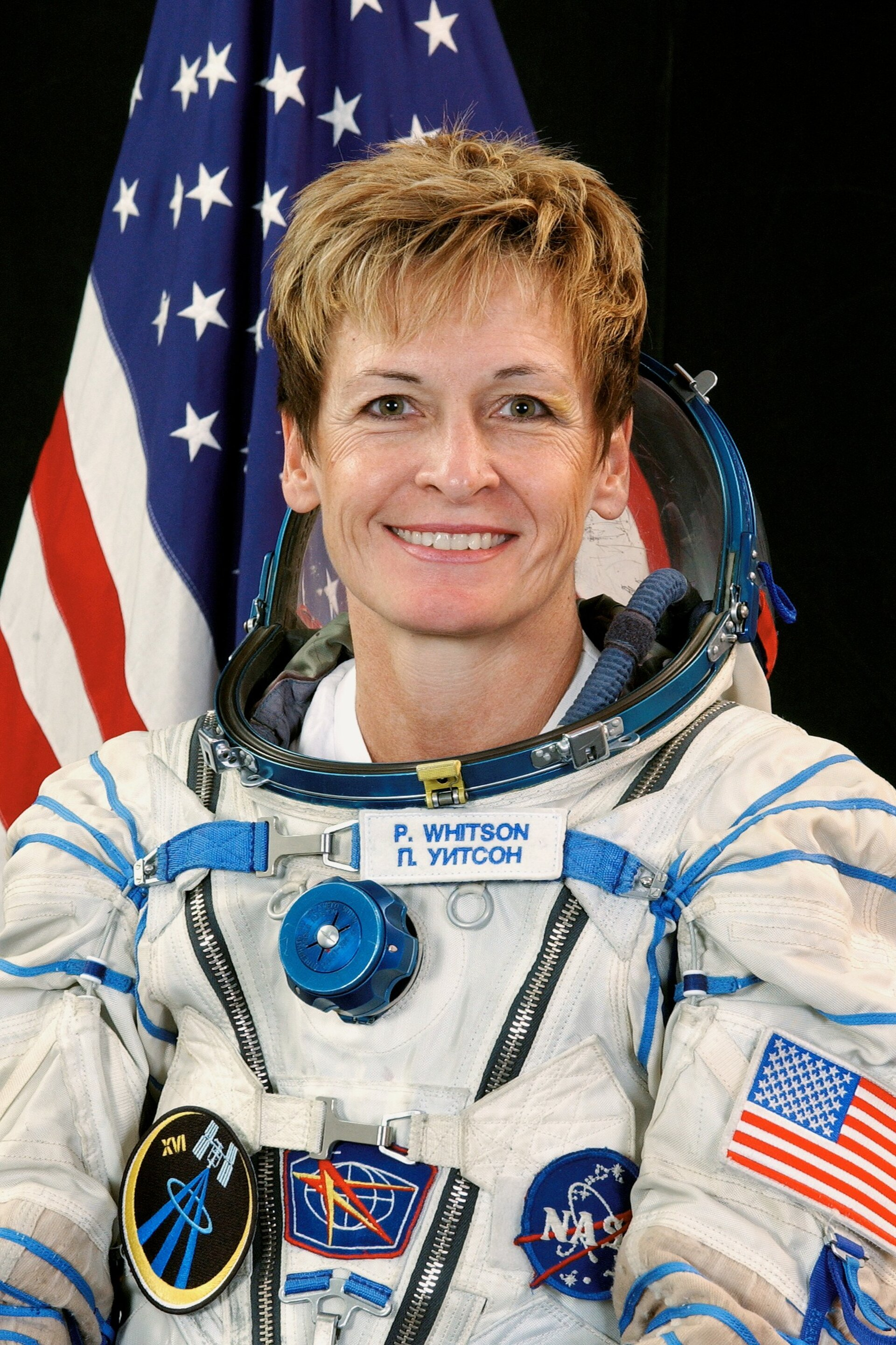 Peggy A. Whitson, NASA Astronaut