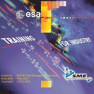 ESA's SME Unit organised four industry training courses in 2007