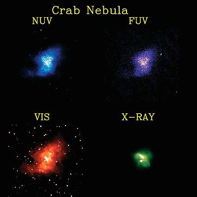 distance to the crab nebula - photo #1