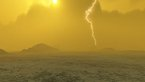 [12/14] Artist's concept of lightning on Venus