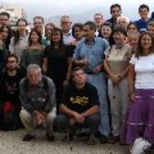 Participating students and teachers in 2006