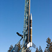 REXUS sounding rocket