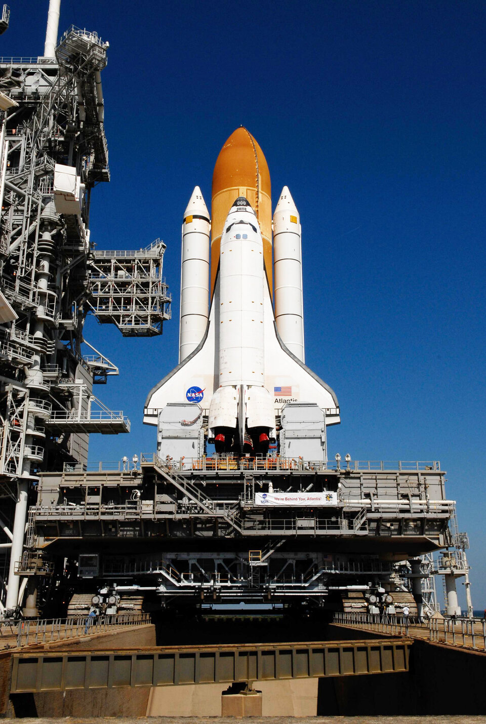 Columbus is set to launch on board Space Shuttle Atlantis on 6 December