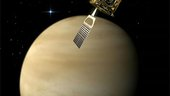 Stellar occultation at Venus