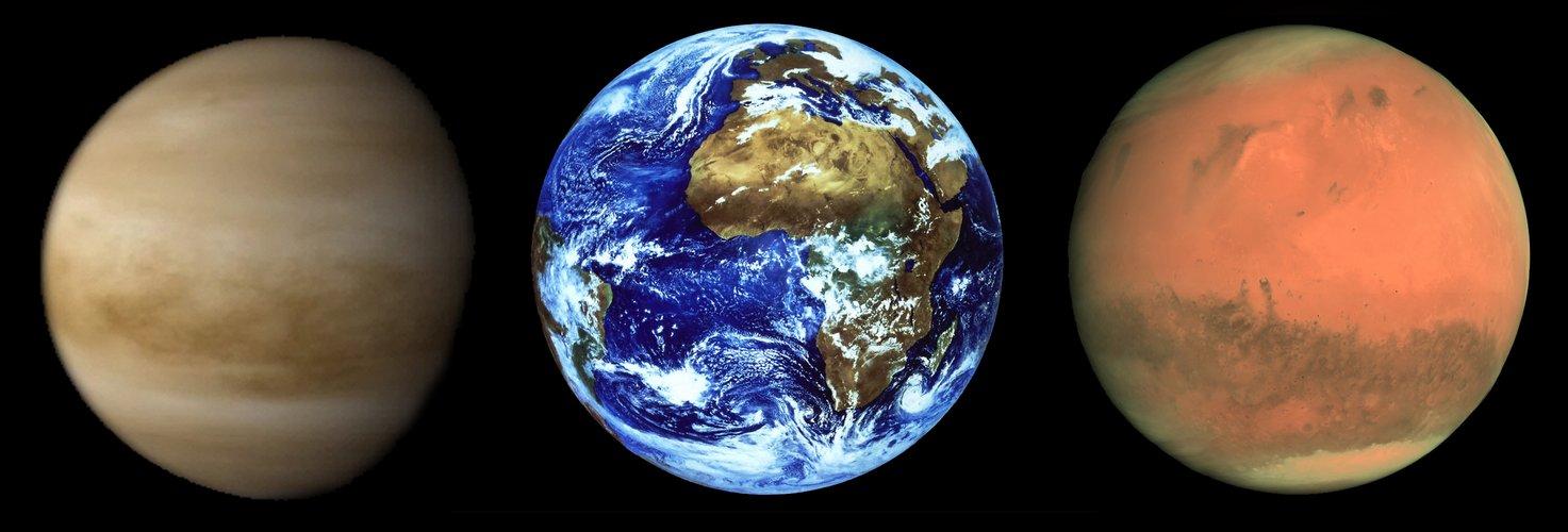 популярный картинки планеты марс и венеры сын