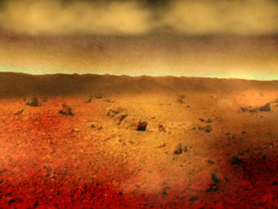 dust storms on planet mars - photo #19