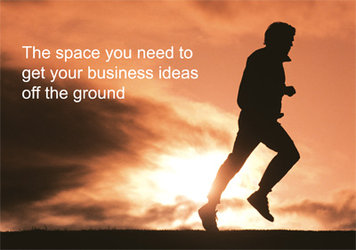The space you need to get your business off the ground