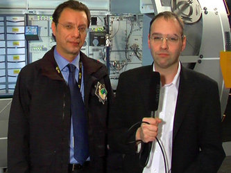 ESA Mission Director Roland Luettgens explains Atlantis launch delay