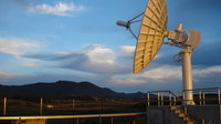Santa Maria station: Part of ESA's ESTRACK network