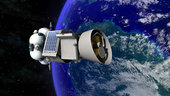 BepiColombo leaves the Earth