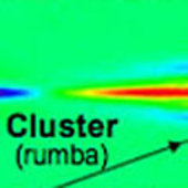 Cluster observing the electron diffusion region