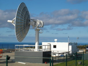 Santa Maria - ESTRACK tracking station