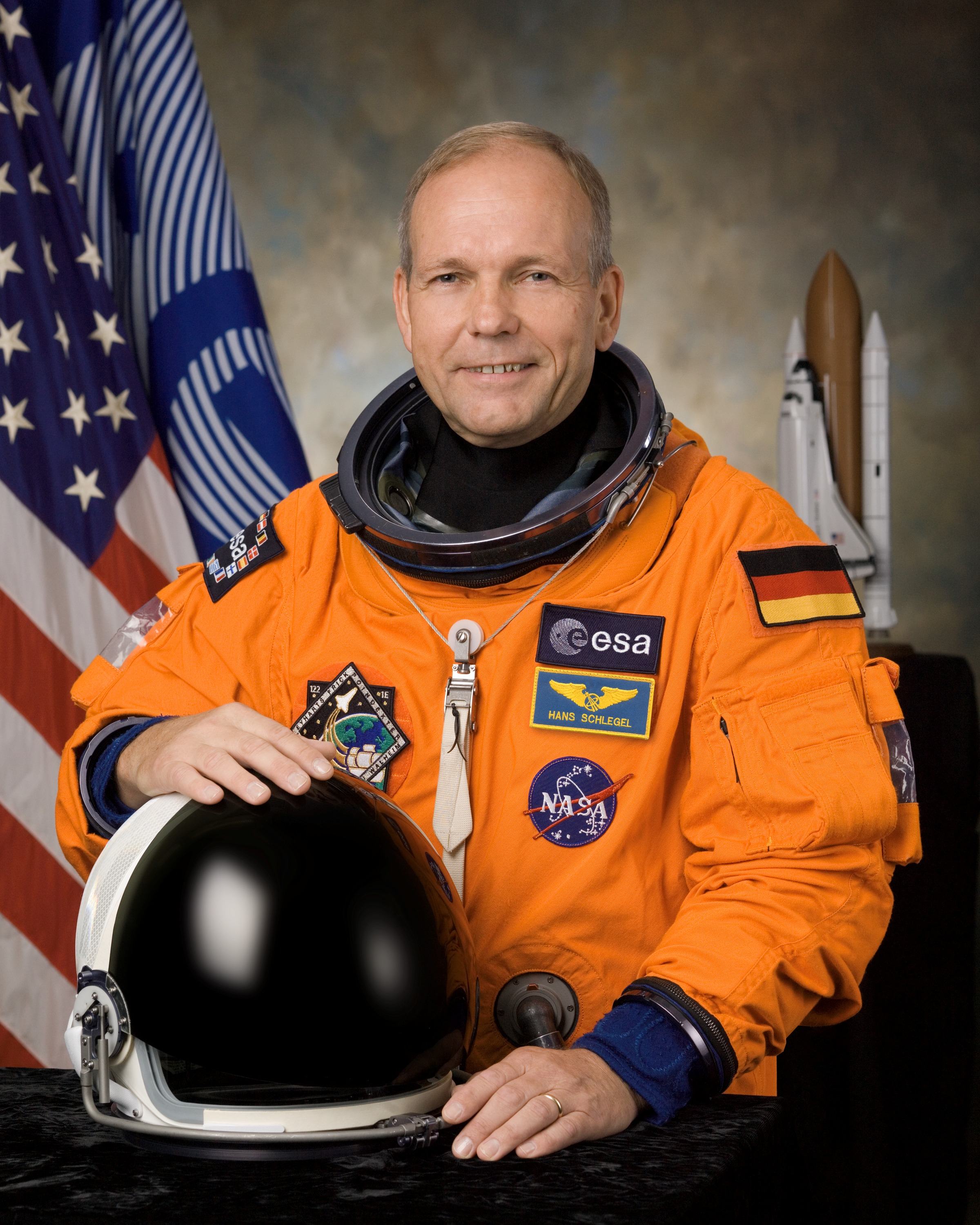 first esa astronaut in space - photo #16