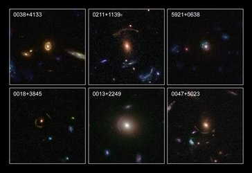 Gravitational lenses in the distant universe