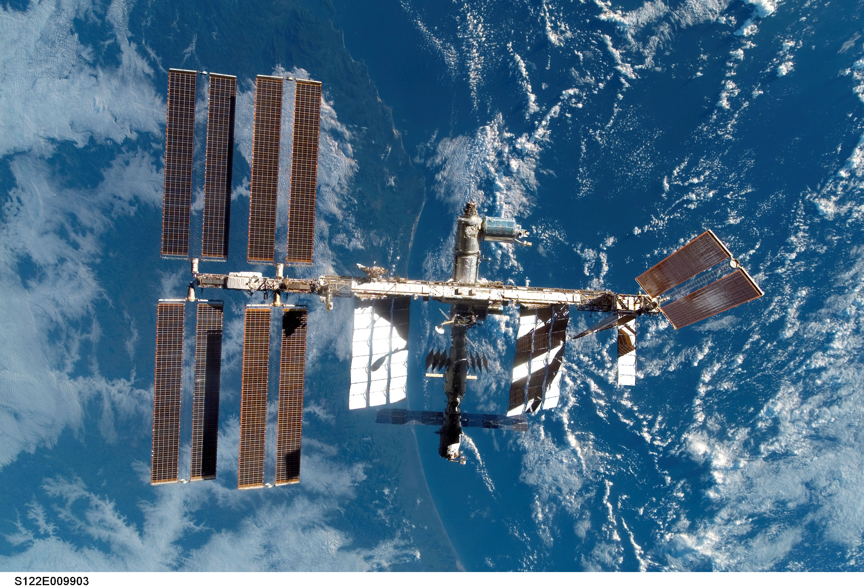 international space station from earth to current transportation - photo #19