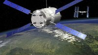 Jules Verne is the maiden voyage of ESA's Automated Transfer Veh