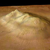 'Face on Mars' in Cydonia