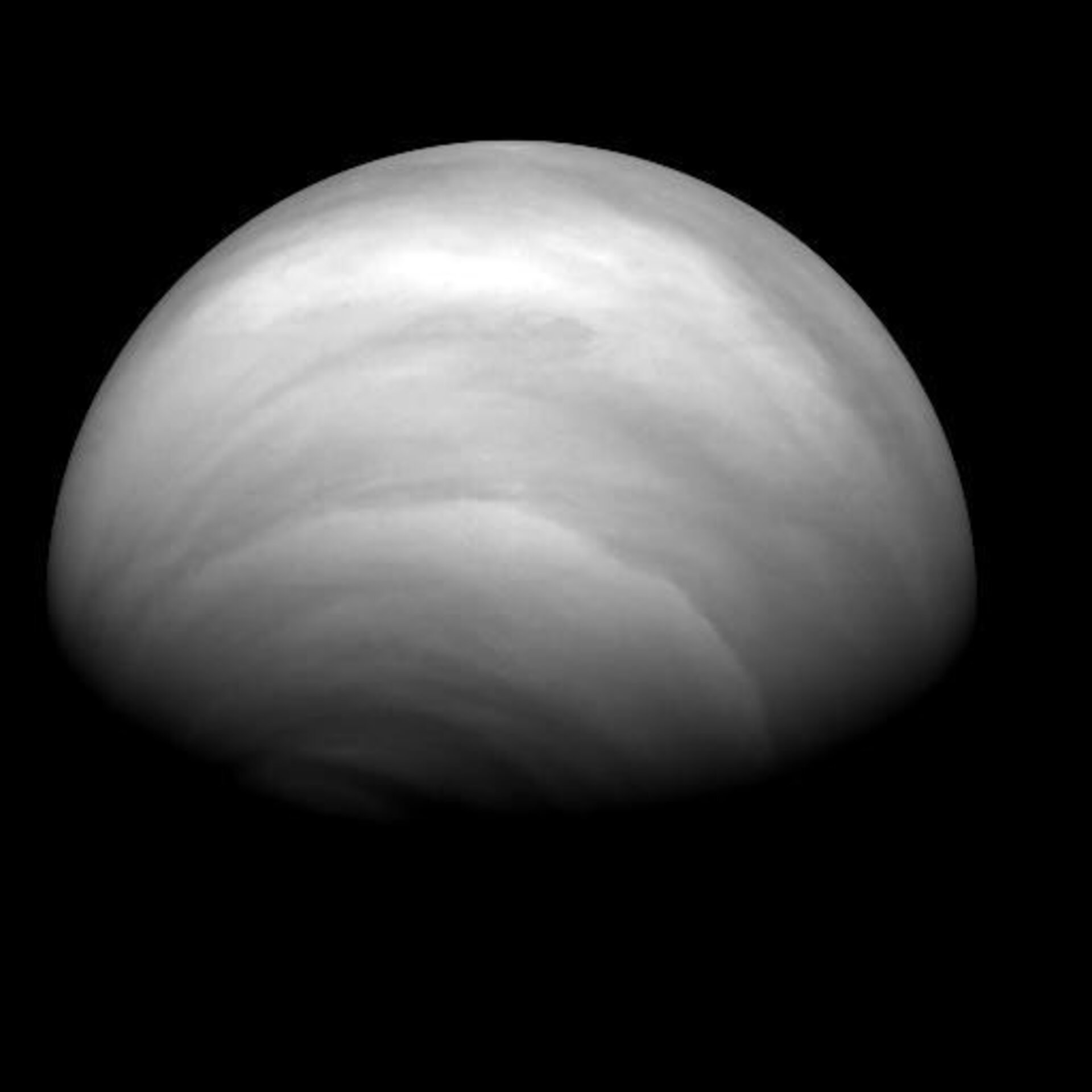The light and dark of Venus