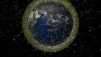 ESA Space Debris Office: Debris objects in low-Earth orbit (LEO)