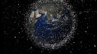 ESA Space Debris Office: Debris objects in low-Earth Orbit
