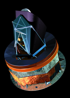 ESA:s Planck-satellit