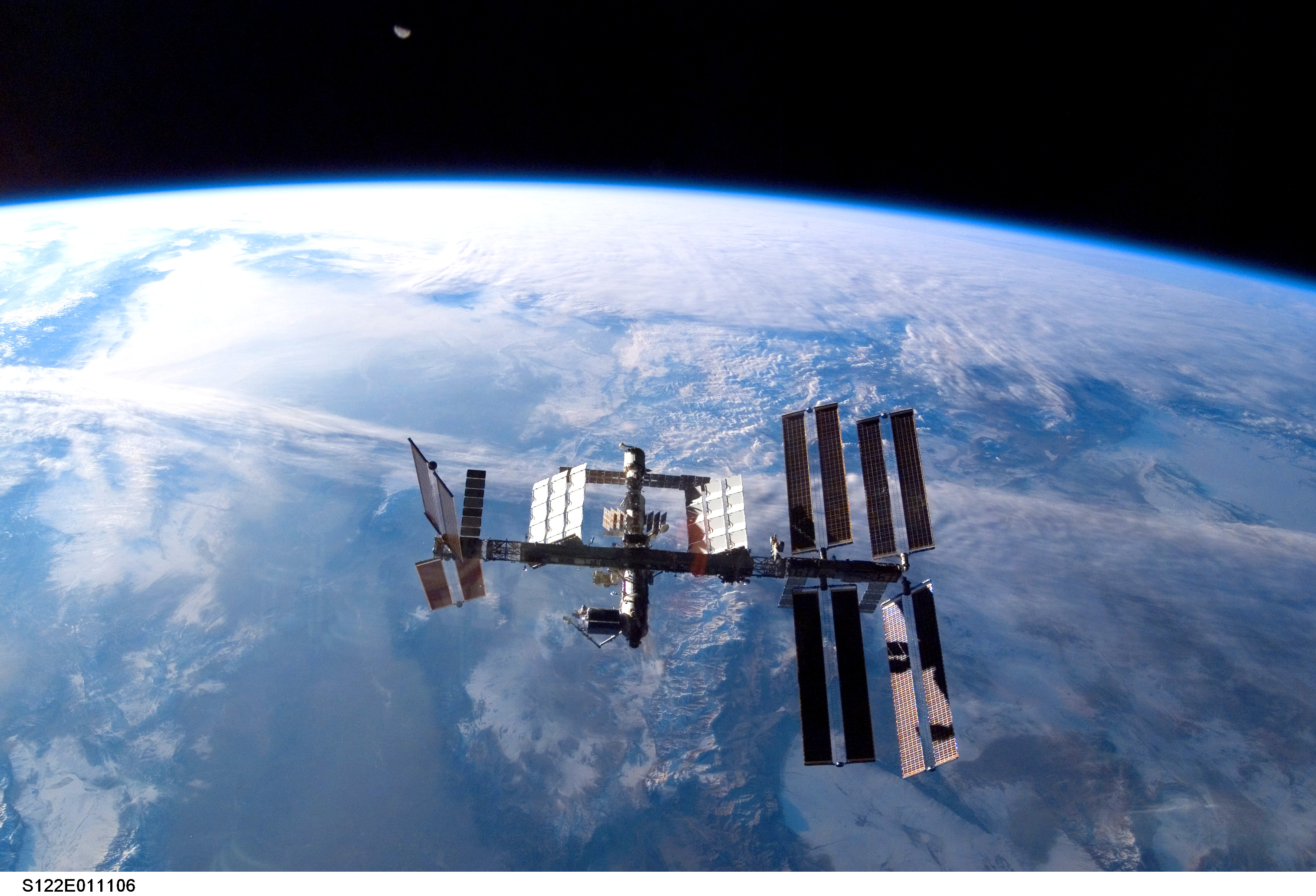 international space station from earth to current transportation - photo #8