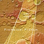 Promethei Planum context map