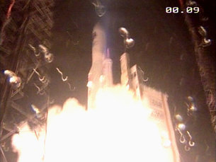 Replay of Ariane 5 ES-ATV launch