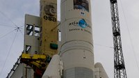 The Ariane 5 ES-ATV launcher