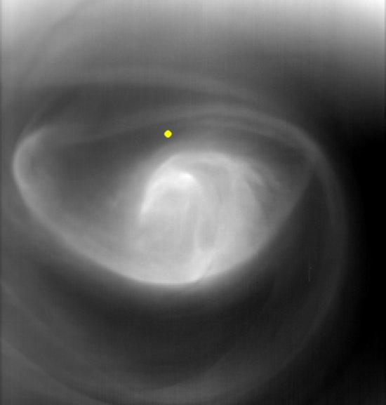 Venus express se enfrenta a la resistencia de la atm sfera for En 1761 se descubrio la de venus