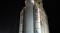 Ariane 5 V182 at launch zone three