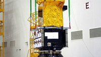 GIOVE-B and payload adapter